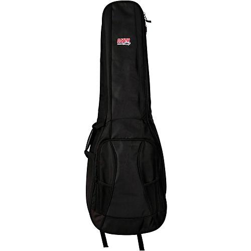 Gator GB-4G-BASSX2 4G Series Gig Bag for 2 Bass Guitars-thumbnail
