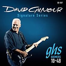 GHS GB-DGF David Gilmour Signature Blue Set Electric Guitar Strings