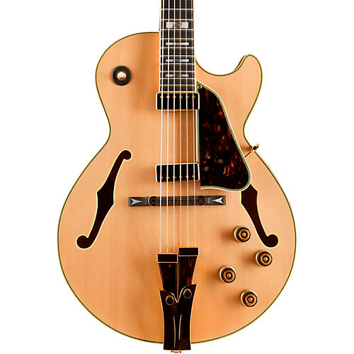 Ibanez GB10 George Benson Hollowbody Electric Natural