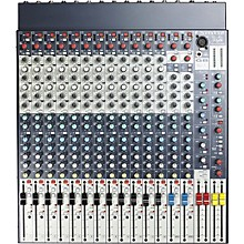 Soundcraft GB2R 12 Compact Mixer Level 1