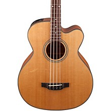 GB30CE Acoustic-Electric Bass Guitar Natural