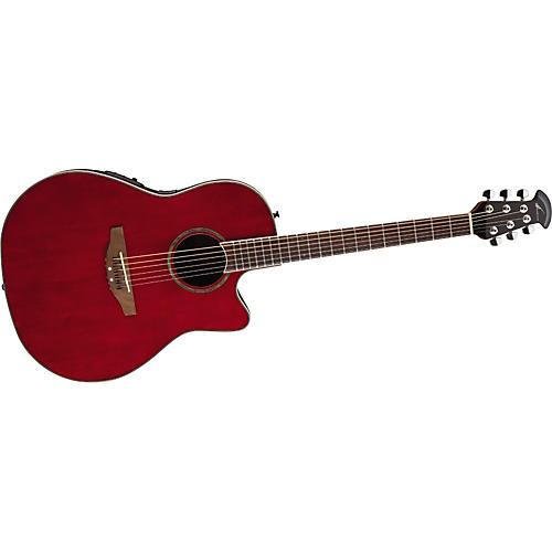Ovation GC057 Celebrity Super Shallow Bowl Acoustic-Electric Guitar