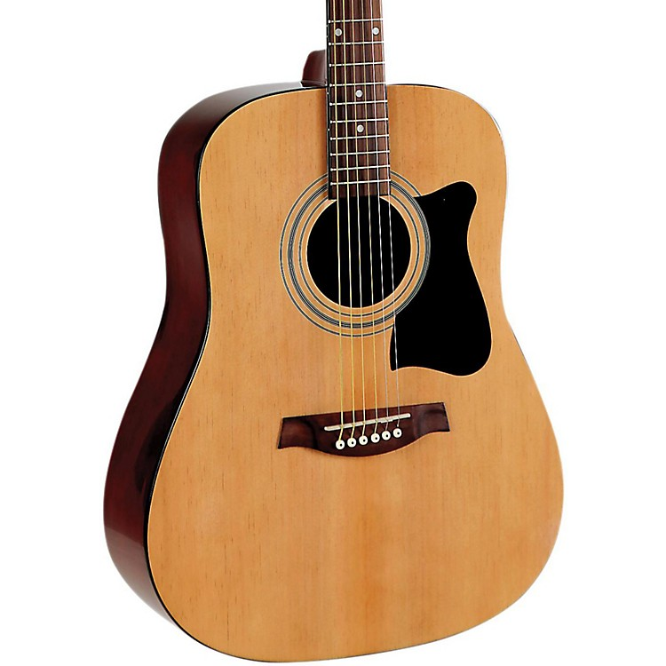 IbanezGD10 Dreadnought Acoustic GuitarNatural