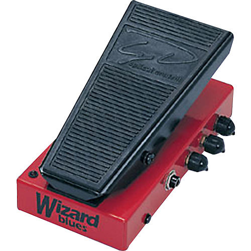 George Dennis GD110 Wizard Distortion Volume Blues Guitar Effects Pedal