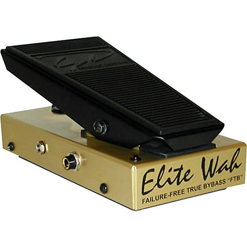 George Dennis GD50 Elite Wah Guitar Effects Pedal-thumbnail