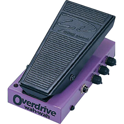 George Dennis GD55 Wah-Overdrive Guitar Effects Pedal