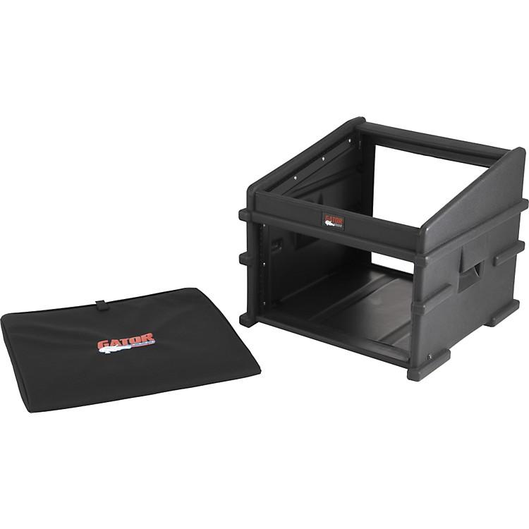 GatorGDJ-10X6 DJ Rack Mixer Case