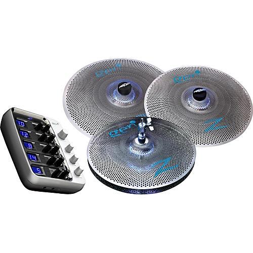 Zildjian GEN16 Acoustic-Electric Cymbal Pack 13, 16, 18-thumbnail