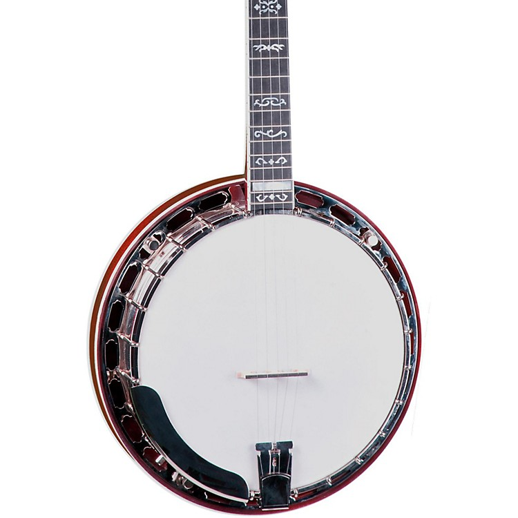 Gold Star GF-100W Mahogany Wreath 5-String Banjo