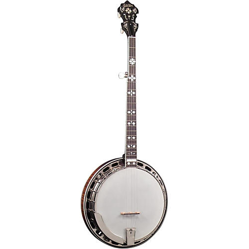 Gold Star GF-200 Flamed Maple Sunburst 5-String Banjo