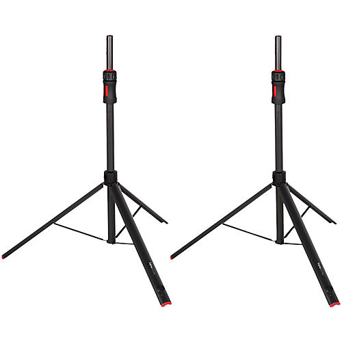 Gator GFW ID Series Speaker Stands With Bag (Pair)
