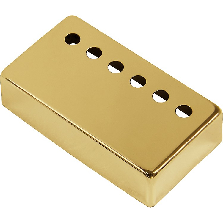 DiMarzio GG1600 Humbucker Pickup Cover - Regular Spacing Gold