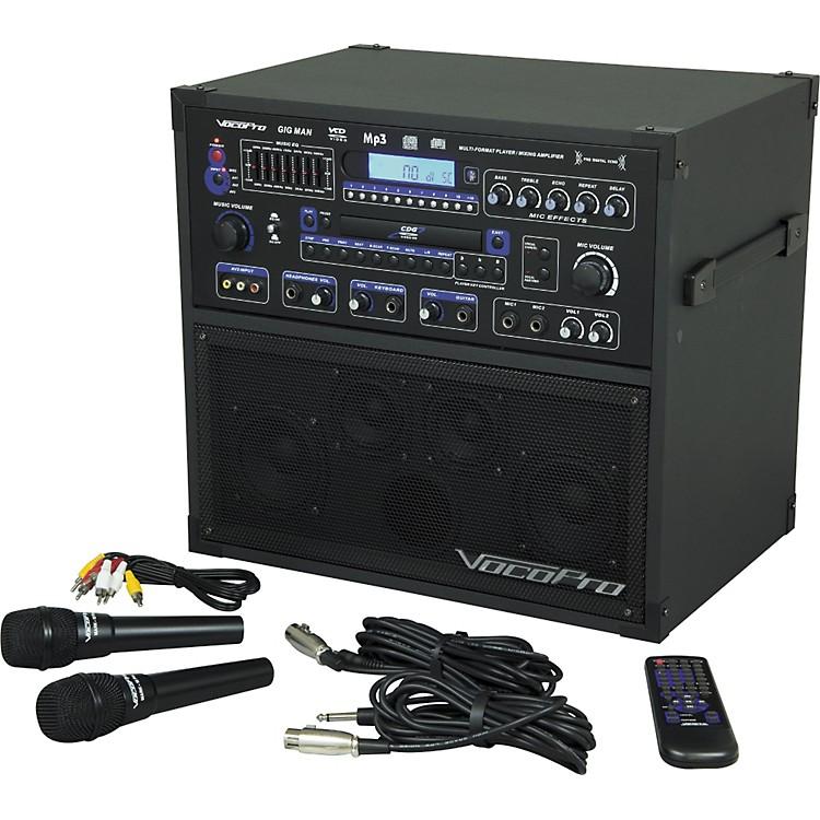 VocoProGIG MAN Pro - Professional Karaoke Jam-Along System