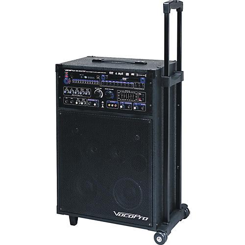 VocoPro GIG-MASTER 180W Karaoke System