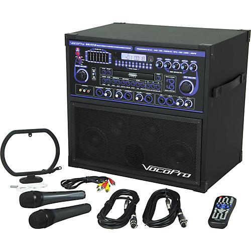 VocoPro GIG-STAR - Professional Karaoke System