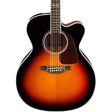 Takamine GJ72CE G Series Jumbo Cutaway Acoustic-Electric Guitar Level 1 Gloss Sunburst