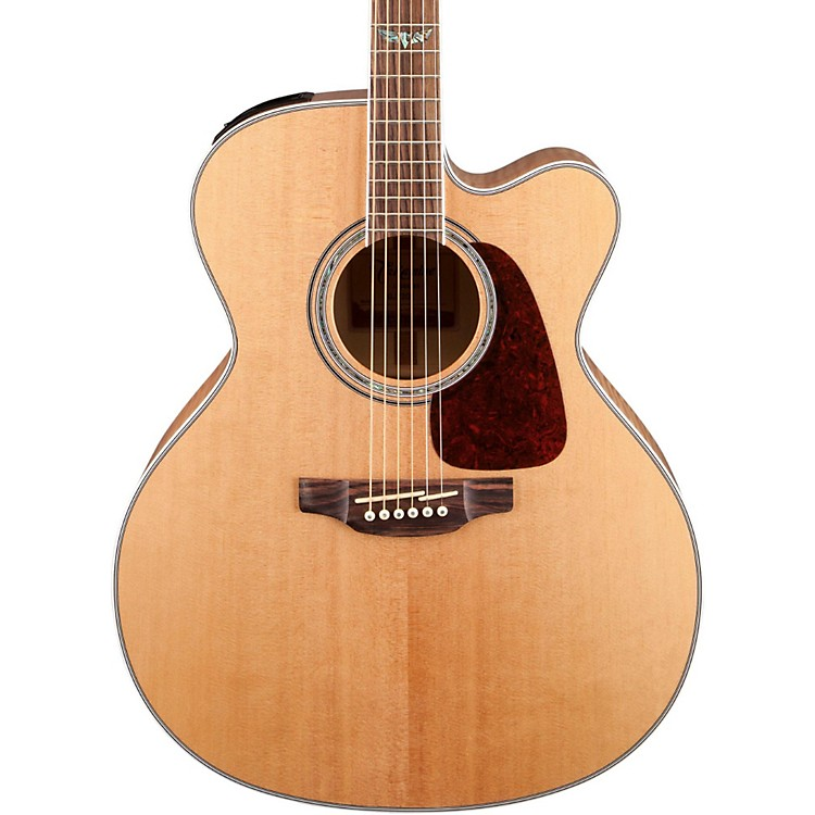 takamine gj72ce g series jumbo cutaway acoustic electric guitar natural flame maple musician 39 s. Black Bedroom Furniture Sets. Home Design Ideas