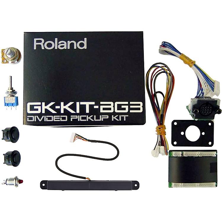 RolandGK-KIT-BG3 Divided Bass Pickup Kit