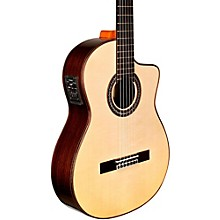 Cordoba GK Pro Maple Nylon-String Flamenco Acoustic-Electric Guitar