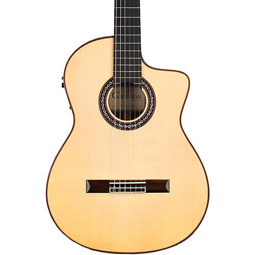 Cordoba GK Pro Negra Acoustic-Electric Guitar-thumbnail