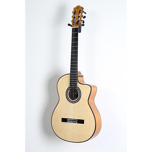 open box cordoba gk pro nylon flamenco acoustic electric guitar natural 888365992280 musician. Black Bedroom Furniture Sets. Home Design Ideas
