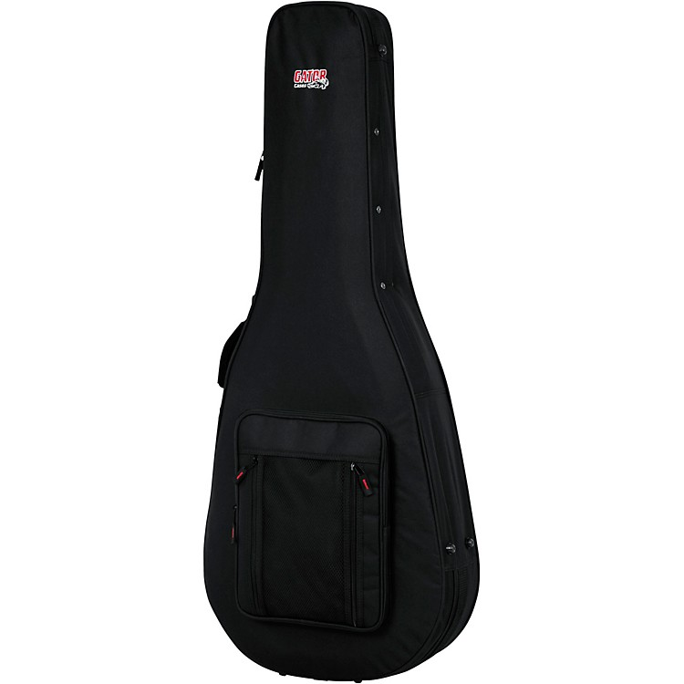 Gator GL-Dread-12 Lightweight Dreadnought Guitar Case for 6 to 12-String Guitars