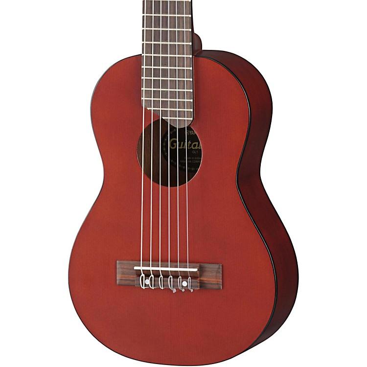 YamahaGL1 Mini 6-String Nylon GuitalelePersimmon Brown