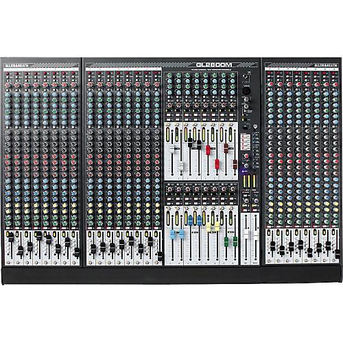 Allen & Heath GL2800M 24-Channel Stage Monitor Console