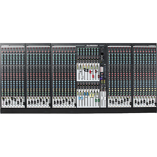 Allen & Heath GL2800M 40-Channel Stage Monitor Console