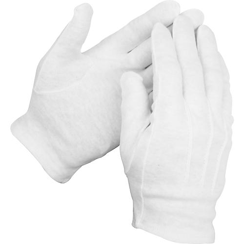 Director's Showcase GLCOREPRWH Gloves Traditional Cotton White