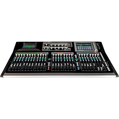 Allen & Heath GLD-112 Chrome Edition 48-channel Digital Mixer-thumbnail
