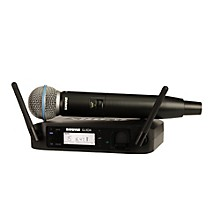 Shure GLX-D Wireless Vocal System with Beta 58 Mic