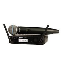 Shure GLX-D Wireless Vocal System with Beta 58 Mic Z2