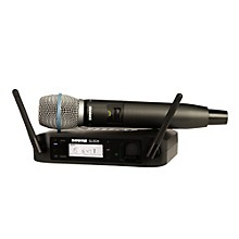Shure GLX-D Wireless Vocal System with Beta 87A Mic Level 1 Z2