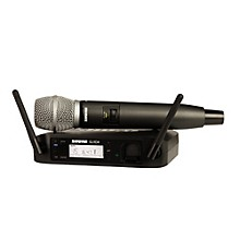 Open Box Shure GLX-D Wireless Vocal System with SM86 Mic