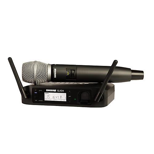 Shure GLX-D Wireless Vocal System with SM86 Mic Z2