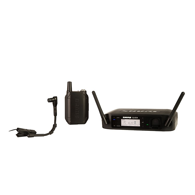 ShureGLX-D Wireless Vocal System with WB98H/C MicZ2