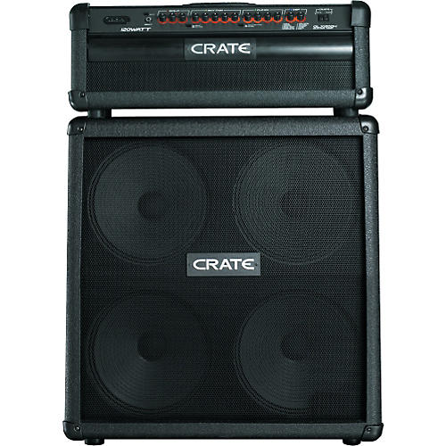 Crate GLX1200H 100W Half-Stack Package