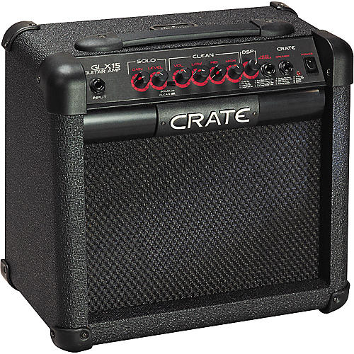 Crate GLX15 Combo