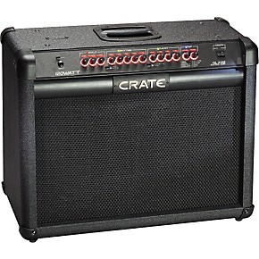 crate glx212 120 watt 2x12 combo amp with effects musician 39 s friend. Black Bedroom Furniture Sets. Home Design Ideas