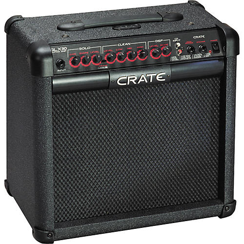 crate glx30 combo amp musician 39 s friend. Black Bedroom Furniture Sets. Home Design Ideas