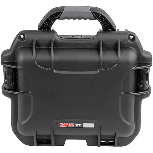 Gator GM-06-MIC-WP Waterproof Injection Molded Case for 6 Microphones Black-thumbnail