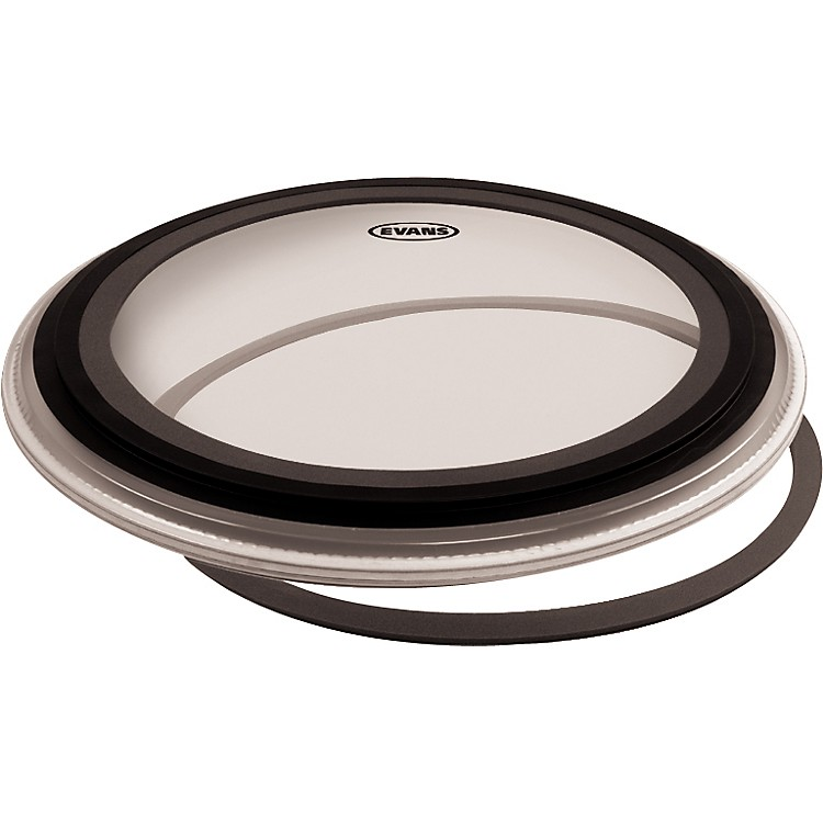 Evans GMAD Clear Batter Bass Drumhead 24inch