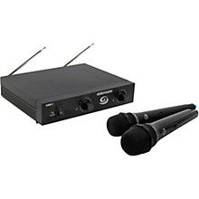 Gem Sound GMW-2 Dual-Channel Wireless Mic System