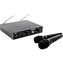 Gem Sound GMW2 Dual-Channel Wireless Mic System EF