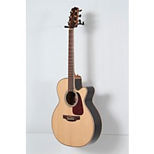Takamine GN93CE G Series NEX Cutaway Acoustic-Electric Guitar Level 2 Natural 888366072134