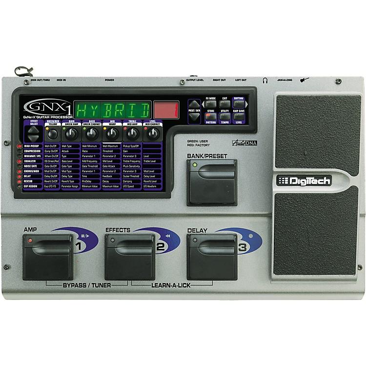 DigiTechGNX1 GeNetX Guitar Multi Effects Pedal