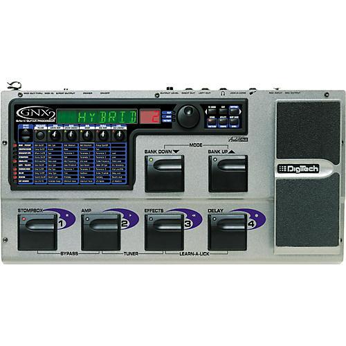 DigiTech GNX2 GeNetX Guitar Floor Processor