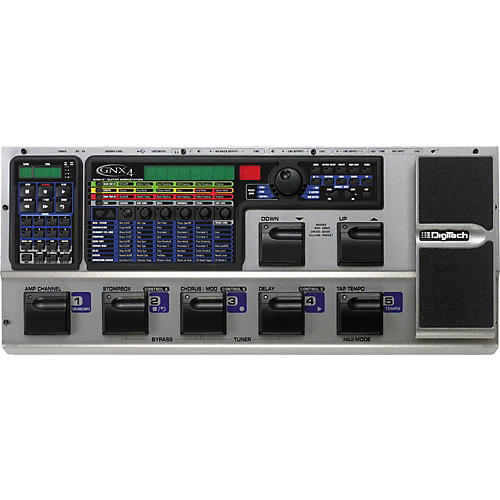 DigiTech GNX4 Guitar Multi Effects Pedal-thumbnail