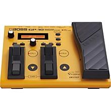 Open BoxBoss GP-10GK Guitar Effects Processor